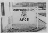 Submitted by Grover Brown, 1286th AACS Comm Sq and 2168th AFCS Comm Sq.