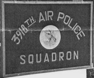 Submitted by Tom Grisham, 3918th Air Police Squadron, 1952 - 1955.
