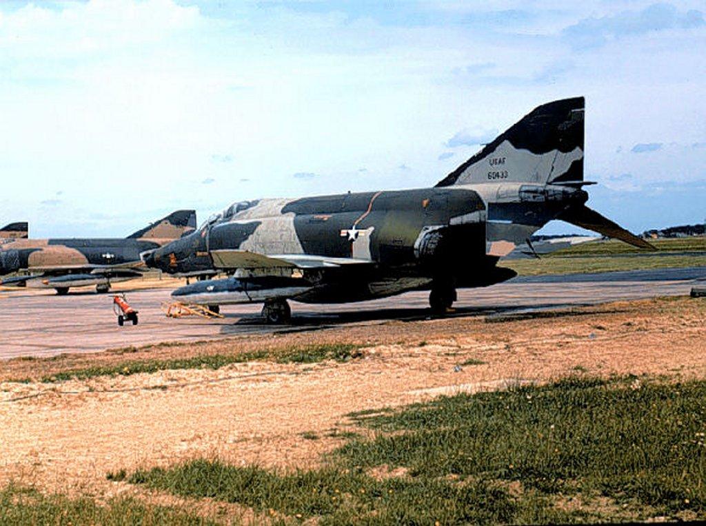 """Aircraft - RAF Upper Heyford; """"Gone But Not Forgotten."""""""