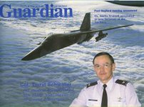 'The Guardian', Volume 9, No. 28. July 16, 1993. Submitted by Gary Loveday, 20th CPTS, Oct 1990 � Feb 1994.