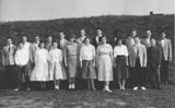 9th Grade Class 1959-1960.  Submitted by Bill Roberts.