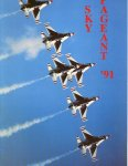 1991 Sky Pageant Program, Submitted by Gary Loveday, 20th CPTS, Oct 1990 � Feb 1994.